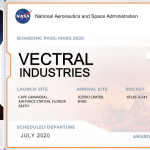 Vectral Industries sur Mars